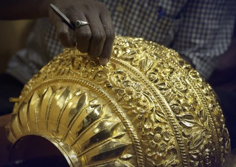 Mukut Making