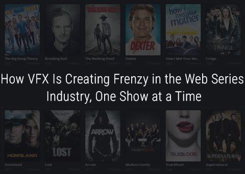 VFX Web Series Industry Blog