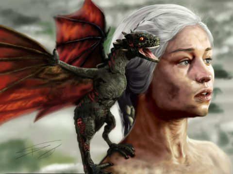 photorealism - game of throne